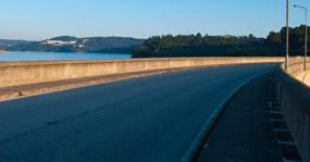 Bulgaria - taxa de pod la Giurgiu si vigneta pentru masina pentru o saptamana