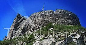 Cetatea Deva - Poze de la cetatea Deva