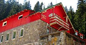 Drumetie la cabana Poiana Izvoarelor(1455m) din masivul Bucegi, cu popas la Cabana Gura Diham(982m)