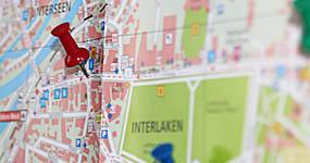 Itinerar cu masina prin Europa sau Romania - distanta intre localitati pe harta rutiera