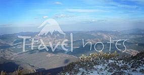 Poze de vacanta din muntii Ceahlau, cabana Dochia - Poze de iarna - Drumetie de weekend la munte in Ceahlau