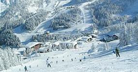 Revelion in Austria la ski
