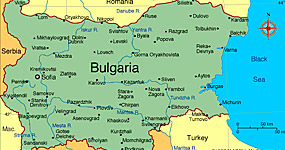 Vremea - Starea vremii in Bulgaria, temperatura curenta