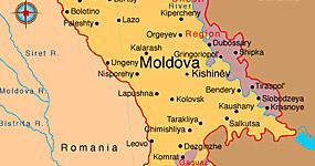 Vremea - Starea vremii in Republica Moldova, temperatura curenta